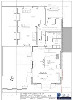 Large wrap around side/ rear extension in Roehampton went through Planning without any hitch thats Wandsworth, doubt it would have been as smooth sailing in Richmond. Rear Extension, Extensions, Sailing, Floor Plans, Smooth, How To Plan, Candle, Hair Extensions, Floor Plan Drawing