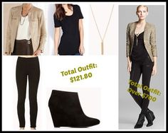 look rich for less | Fashionably Frugal: Look For Less - New Years Eve Outfit - http://www ...