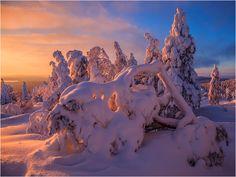 35PHOTO - Valtteri Mulkahainen - Краски снежной зимы ...