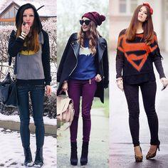 Inspire-se: looks com camisetas de super-heróis   Look at me