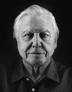 The 48 people changing the way we travel - Sir David Attenborough. More than a national treasure. He is legendary, an icon. A staple on Britis - David Attenborough, Lowrider, Shaka Tattoo, Cardnial Tattoo, Tattoo Maori, Lettrage Chicano, Chicano Tattoos, Yggdrasil Tattoo, Cyborg Tattoo