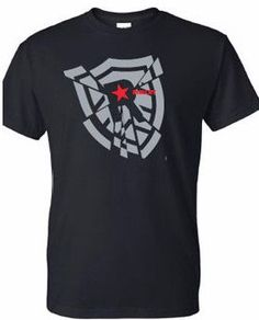 Shattered Shield T-Shirt