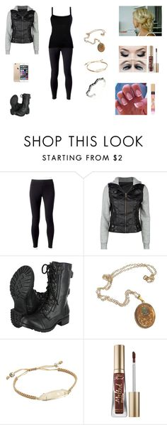 """""""The Hale Twins #25"""" by jazmine-bowman ❤ liked on Polyvore featuring Jockey, Full Tilt, Cullen, Kendra Scott and Too Faced Cosmetics"""