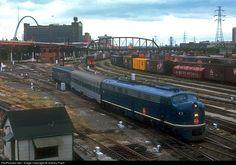 RailPictures.Net Photo: MP 43 Chicago & Eastern Illinois EMD E9A at Saint Louis, Missouri by Jeremy Plant