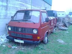 "VW T3 ""Sinka"" [1.6 td]"