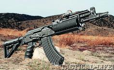 BLACKHEART DRACO SBR 7.62×39mm