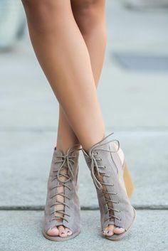 Rockstar2 Block Heels – Swoon Boutique