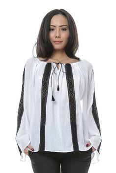 Ie lejera din bumbac - Ama Fashion Blouse, Long Sleeve, Sleeves, Tops, Women, Fashion, Moda, Full Sleeves, Fashion Styles