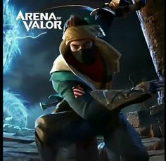 Murad (Arena Of Valor)