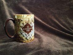 Mug La Carte du Maraudeur Harry Potter