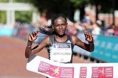 Kenyans dominate Cardiff Half Marathon