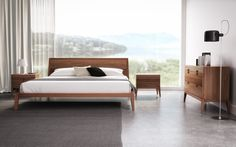 Huppe Moment Bedroom Collection Modern