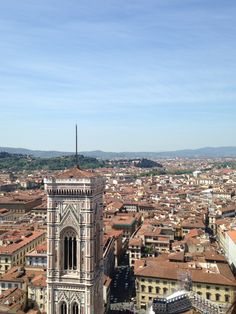 Florence from the roof of Il Duomo Making Out, Florence, Paris Skyline, Smoke, City, Pictures, Travel, Photos, Viajes