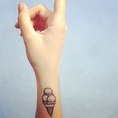 the perfect summer tattoo