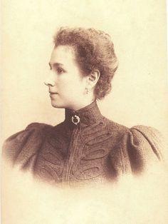 Mathilde 1890's