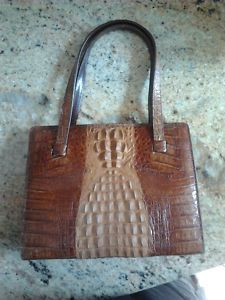 crocodile handbag 1940's