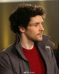 Colin Morgan. Prince promo.