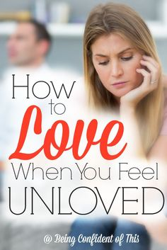 As Christian women, we know we need to be loving wives, yet how can God expect us to show love when we feel so unloved ourselves? Take this advice from a wife who understands! Hope for the Hurting Wife Biblical Marriage, Marriage Help, Healthy Marriage, Marriage Relationship, Happy Marriage, Love And Marriage, Healthy Relationships, Strong Marriage, Marriage Quotes Struggling