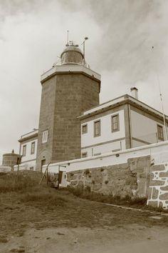 Faro de Finisterre. La Coruña