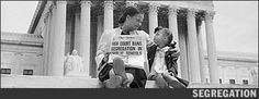 The Supreme Court . Expanding Civil Rights . Just Change Today In History, History Class, Separate But Equal, Judicial Branch, Us Supreme Court, 65th Anniversary, High School Students, Social Issues, Wedding Ring