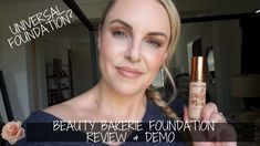 Beauty Bakerie Foundation full wear test & how to wear it with dry skin! It is said that this foundation was created for all skin types and long wearing. Beauty Bakerie, Wear Test, Best Wear, Beauty Tutorials, Makeup Foundation, My Beauty, Beautiful Eyes, Dry Skin, Cruelty Free