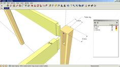 Sketchup tutorial 5: Using scenes and layers together to create multiple views in the same drawing. http://woodgears.ca/sketchup/index.html#2