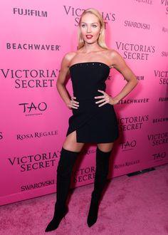 Candice Swanepoel - 2015 Victoria's Secret Fashion Show Elsa Hosk, Victoria Secret Angels, Victoria Secret Fashion Show, Candice Swanepoel, Fashion Shows 2015, Fashion 2020, Fashion Fashion, Runway Fashion, Fashion Models