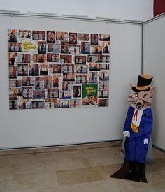 BPMZ.Biblioteca José Antonio Rey del Corral. III Maratón de narración oral de San José. Exposición de fotos de años anteriores