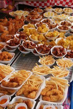 Lost in my Kitchen: Street food made in Thaïlande