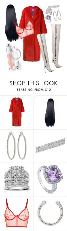 """""""Pimpin"""" by jaden-jona ❤ liked on Polyvore featuring Gucci, Lisa Freede, Kobelli and BERRICLE"""