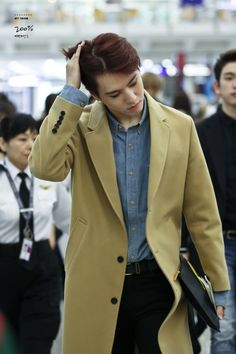 Yugyeom - do NOT edit   Our maknae looks stylish and expensive. -@BeautyandthePoet