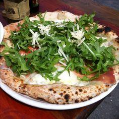 Campagnola Pizza - Olio Pizza e Più - New York. One of my faves.