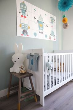 Lampe blanche Miffy S
