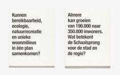 Stout/Kramer (2014): Gemmente Almere (NL), via stoutkramer.nl