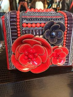 One of several handbags by Bea Valdes on display at the pop-up... Photo-6267262.85319 - SFGate