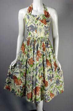 31587dd155b1 57 Best Vintage Sundresses   Summertime Chic images