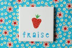 strawberry tile, nina van de goor