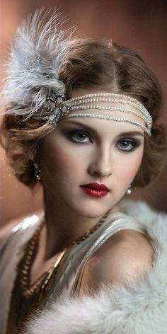 Gato Do Face, Photography Women, Portrait Photography, Beautiful Lips, Beautiful Women, Style Année 20, Ginger Girls, Gatsby Style, Glamour
