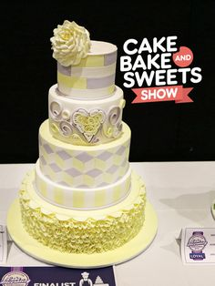Australian Cake Decorating Championships is the worlds richest cake competition showcasing cake and sugarcraft masterpieces from Australia's leading artists Cake Competition, Rich Cake, Occasion Cakes, Cake Art, No Bake Cake, Cake Decorating, Special Occasion, Sweets, Baking