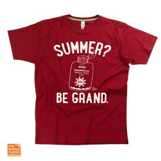Summer, Factor 500, Be Grand T-Shirts by HairyBaby & The Irish Red Head Convention