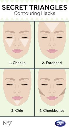 These face makeup contouring tricks will leave everyone wondering what you did differently.