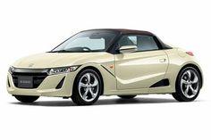 """ホンダ、""""心昂ぶるHeart Beat Sport""""新型軽自動車「S660」"""