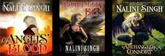 Nalini Singh-Guild Hunter Series