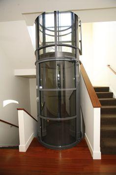 Home Elevators, Home Lifts, Vacuum & Pneumatic Elevators