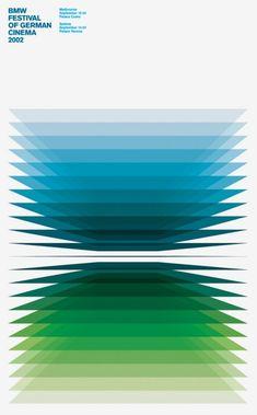 BMW Festival of German Cinema 2002 — Fabio Ongarato Design