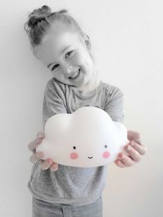 A Little Lovely Company |Mini Cloud Light – nachtlampje wit (PRE-ORDER)