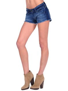Women's Camilla #Short Levi's #Frayed Shorts Come Away With Me #HighRise