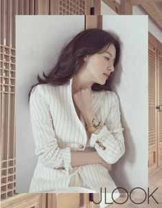 Lee Young Ae - J Look Magazine June Issue '15