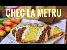 CHEC LA METRU (METROWIEC) || Metro cake (polish recipe METROWIEC) Eng. Sub. - YouTube Polish Recipes, Food Cakes, Banana Bread, Cake Recipes, Desserts, Check, Youtube, Sweets, Dessert