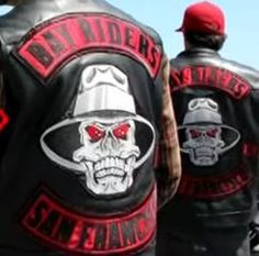 Bay Riders MC  off of youtube